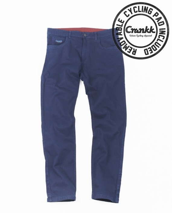 STRAAT Pants Navy – For Him