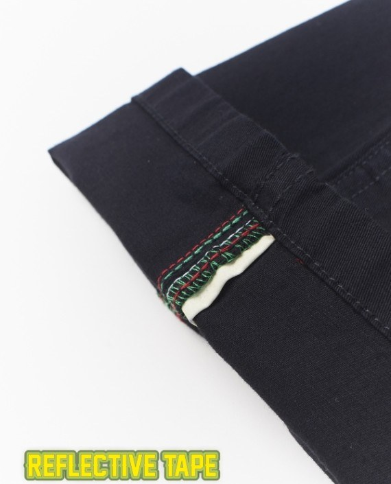 STRAAT Pants Black – For Him