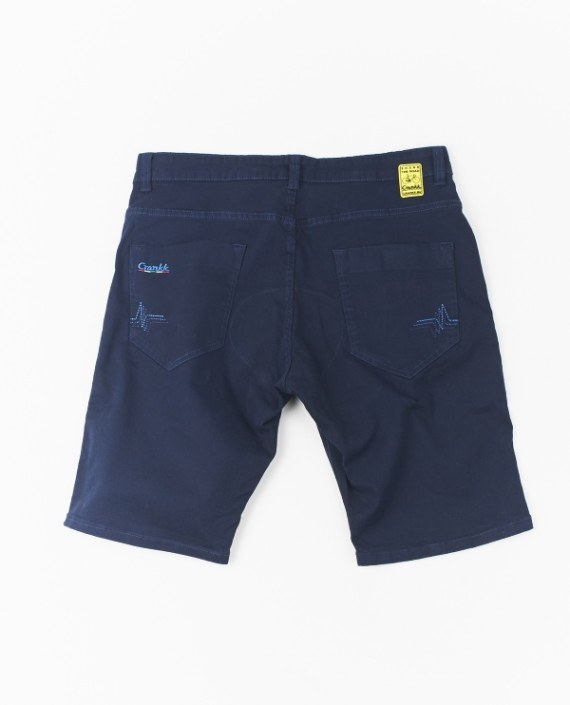 MUUR Shorts Navy – For Him