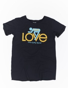 LOVE T-Shirt Black – For Her