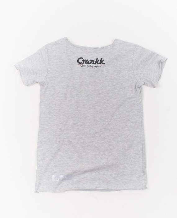 BASIC T-Shirt Grey – For Her