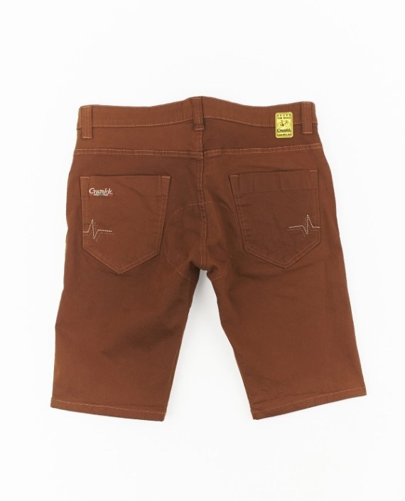 MUUR Shorts Brown – For Him