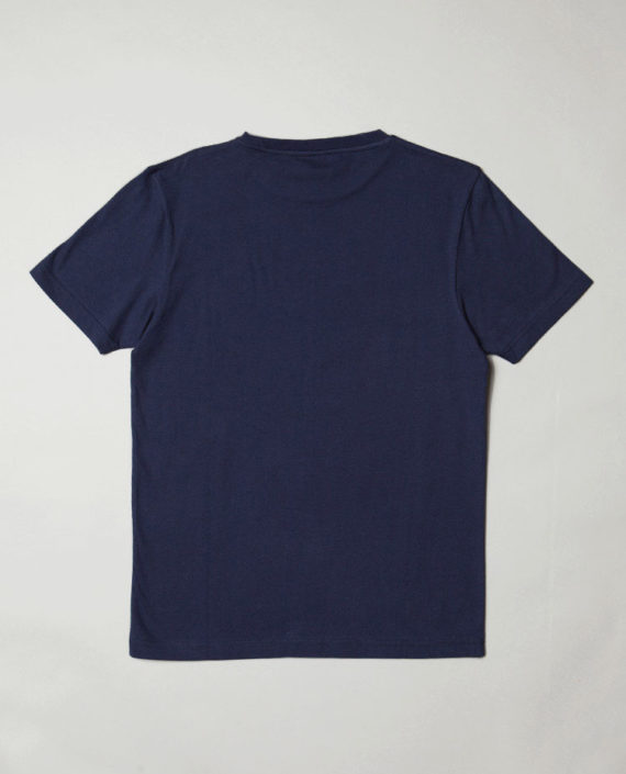 BLB GRADIENT SHIELD T-Shirt Navy – For Him