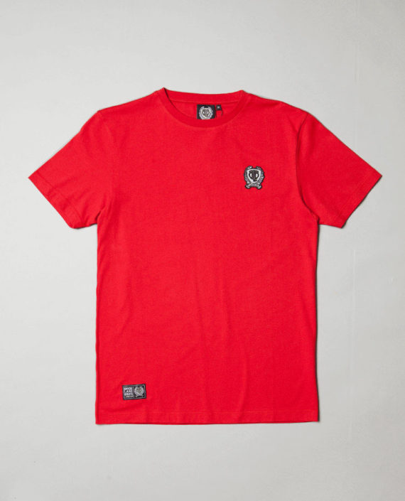 BLB SMALL BADGE T-Shirt Red – For Him