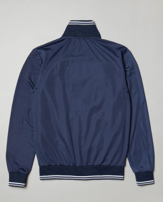 BLB TIPPED Track Top Navy – For Him