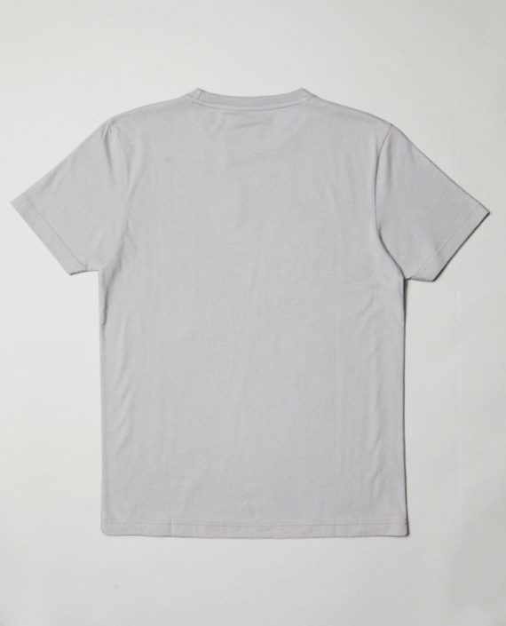 BLB TWIN LOGO T-Shirt Grey – For Him