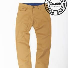 straat-beige-Padded Cycling Pants