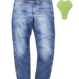 Klimmer cycling jeans with pad